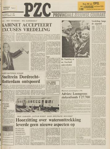 Provinciale Zeeuwse Courant 1974-08-30