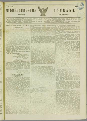 Middelburgsche Courant 1847-12-30