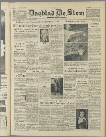 de Stem 1950-10-18