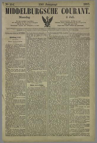 Middelburgsche Courant 1887-07-04