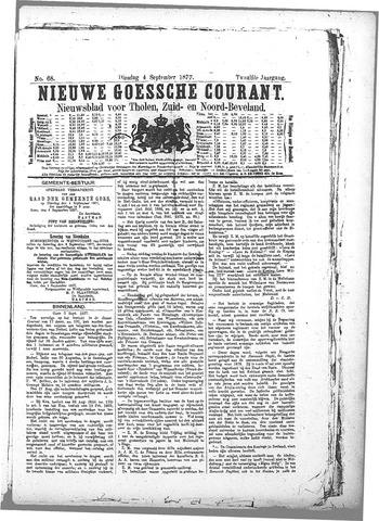 Nieuwe Goessche Courant 1877-09-04