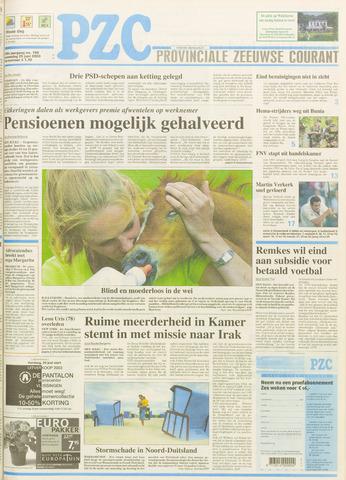 Provinciale Zeeuwse Courant 2003-06-25