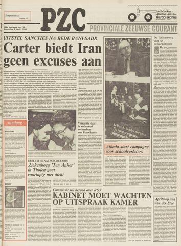 Provinciale Zeeuwse Courant 1980-04-02