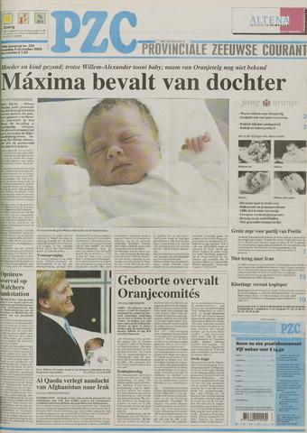 Provinciale Zeeuwse Courant 2003-12-08