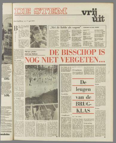 de Stem 1971-04-17