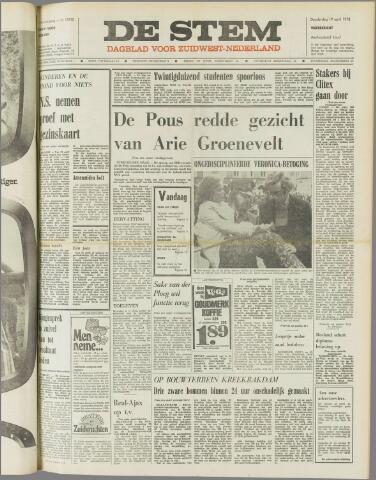 de Stem 1973-04-19