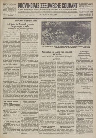 Provinciale Zeeuwse Courant 1941-07-26