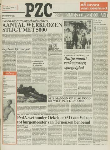 Provinciale Zeeuwse Courant 1976-07-14