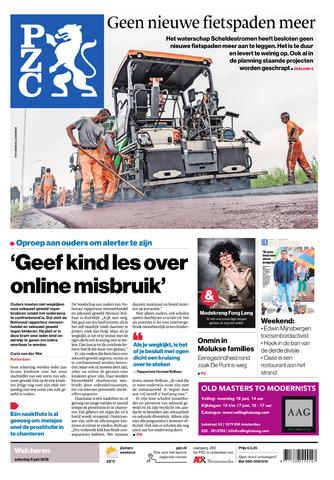 Provinciale Zeeuwse Courant 2018-06-09