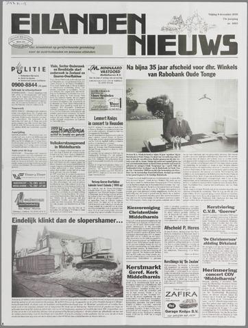 Eilanden-nieuws. Christelijk streekblad op gereformeerde grondslag 2000-12-08