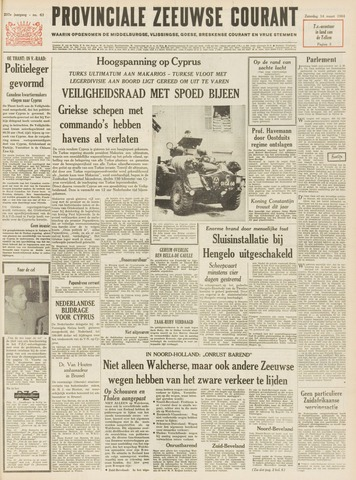 Provinciale Zeeuwse Courant 1964-03-14