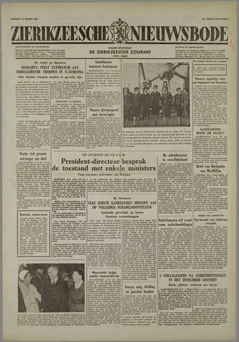 Zierikzeesche Nieuwsbode 1958-03-18