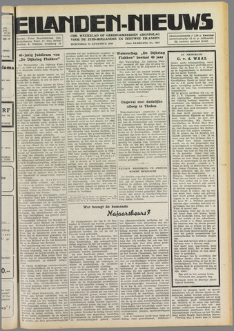 Eilanden-nieuws. Christelijk streekblad op gereformeerde grondslag 1949-08-24