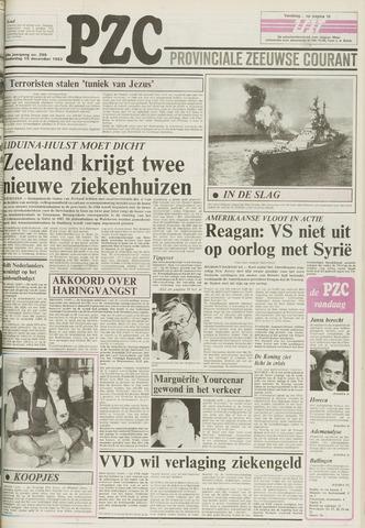 Provinciale Zeeuwse Courant 1983-12-15