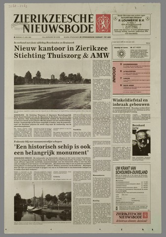 Zierikzeesche Nieuwsbode 1995-06-27