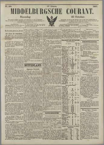 Middelburgsche Courant 1897-10-25