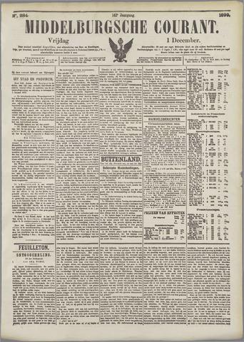 Middelburgsche Courant 1899-12-01