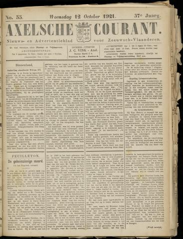Axelsche Courant 1921-10-12