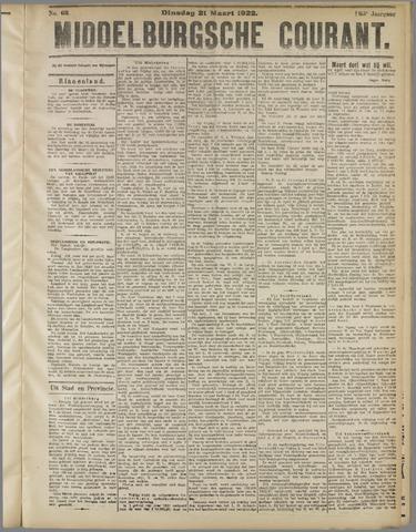 Middelburgsche Courant 1922-03-21
