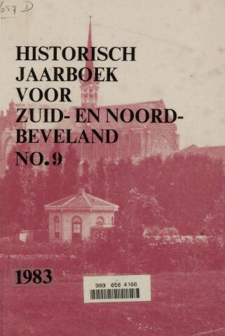 Historisch Jaarboek Zuid- en Noord-Beveland 1983-01-01
