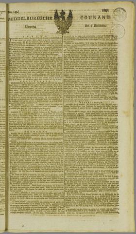 Middelburgsche Courant 1817-12-09