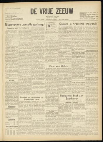 de Vrije Zeeuw 1956-06-11