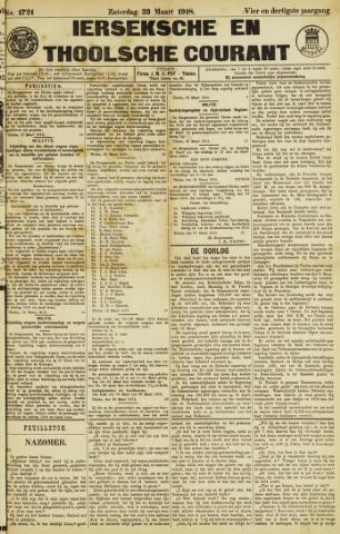 Ierseksche en Thoolsche Courant 1918-03-23
