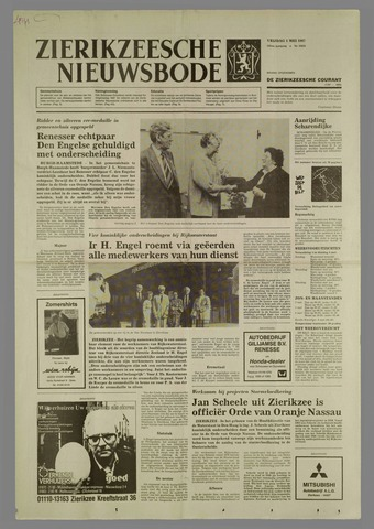 Zierikzeesche Nieuwsbode 1987-05-01