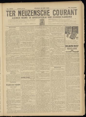 Ter Neuzensche Courant. Algemeen Nieuws- en Advertentieblad voor Zeeuwsch-Vlaanderen / Neuzensche Courant ... (idem) / (Algemeen) nieuws en advertentieblad voor Zeeuwsch-Vlaanderen 1935-05-24