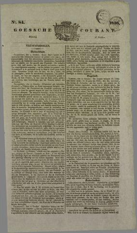 Goessche Courant 1836-10-17