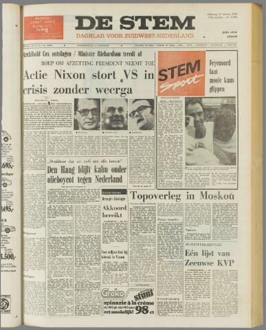 de Stem 1973-10-22