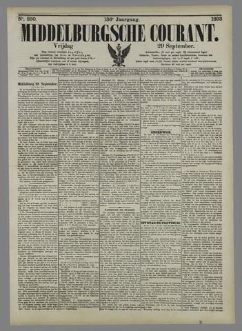Middelburgsche Courant 1893-09-29