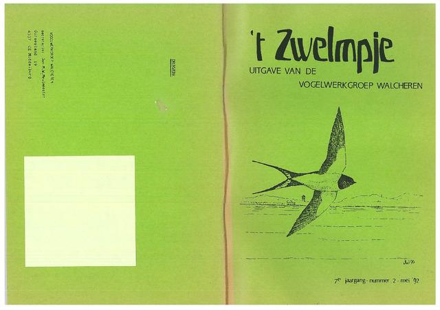 't Zwelmpje 1992-05-01