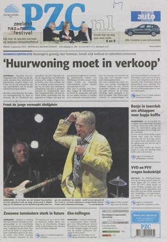 Provinciale Zeeuwse Courant 2010-09-03