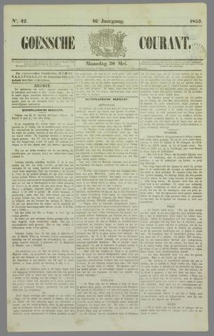 Goessche Courant 1859-05-30