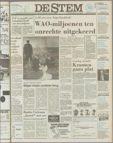 de Stem 1982-02-27