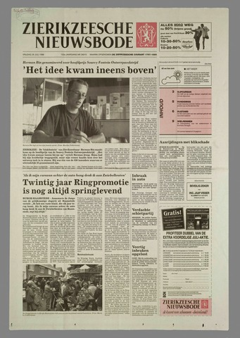 Zierikzeesche Nieuwsbode 1996-07-26