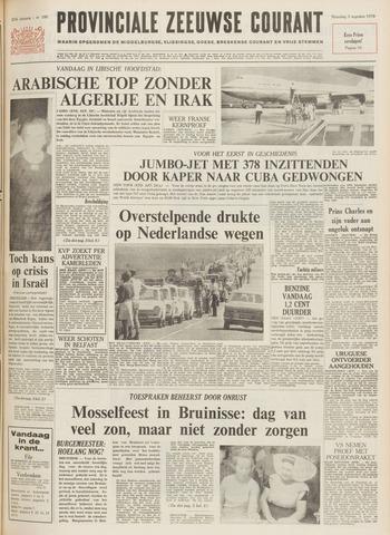 Provinciale Zeeuwse Courant 1970-08-03