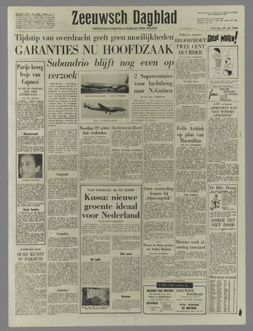 Zeeuwsch Dagblad 1962-07-28