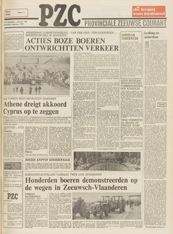Provinciale Zeeuwse Courant 1974-08-03