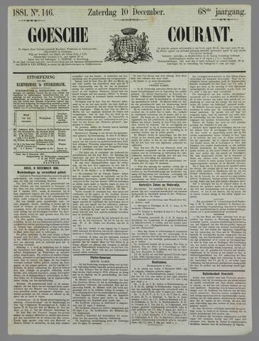 Goessche Courant 1881-12-10