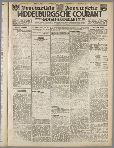 Middelburgsche Courant 1933-08-05