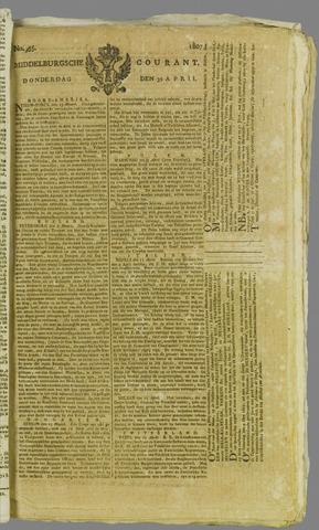 Middelburgsche Courant 1807-04-30