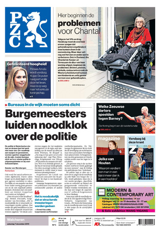 Provinciale Zeeuwse Courant 2019-12-07