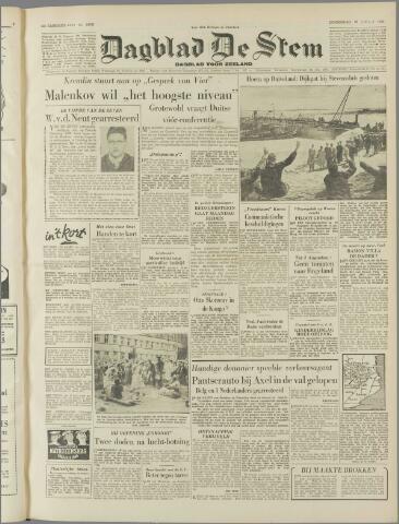 de Stem 1953-07-30