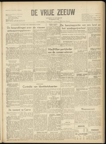 de Vrije Zeeuw 1957-01-23