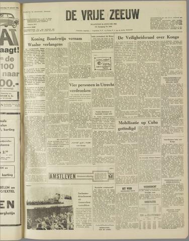 de Vrije Zeeuw 1961-01-16