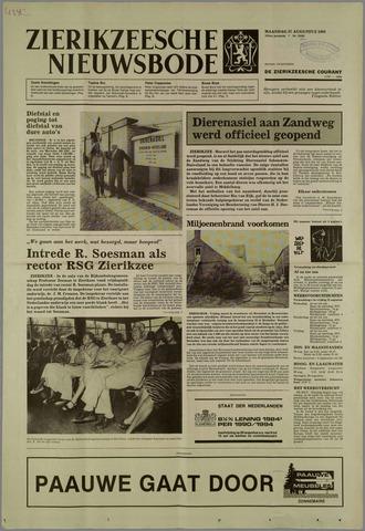 Zierikzeesche Nieuwsbode 1984-08-27