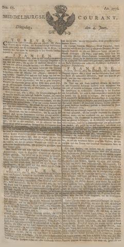 Middelburgsche Courant 1776-06-04