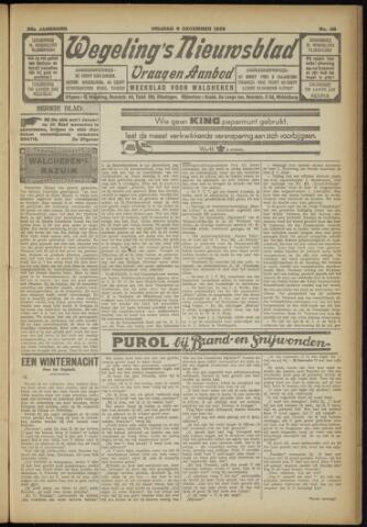 Zeeuwsch Nieuwsblad/Wegeling's Nieuwsblad 1929-12-06